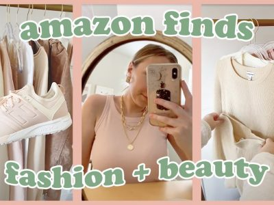 TIKTOK AMAZON FINDS MUST HAVES Fashion Beauty Edition