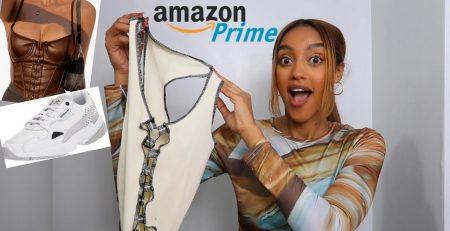 TRENDY AMAZON CLOTHING TRY ON HAUL Amazon Y2K Haul 2021