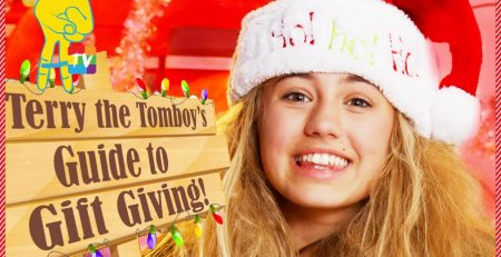 Terry The Tomboy39s Holiday Guide To Gift Giving Randomness