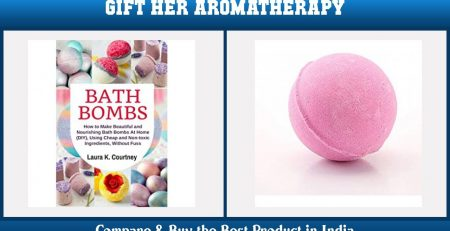 Top 10 Gift Her Aromatherapy to buy in India 2021