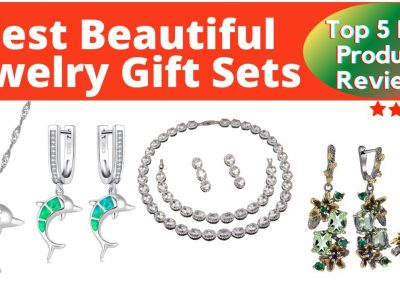 Top 5 Best fashion Jewelry Gift Sets For Woman With