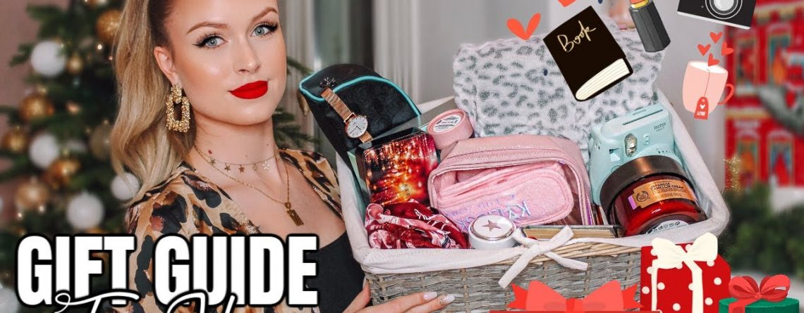 ULTIMATE GIFT GUIDE FOR HER ♡ CHRISTMAS 2019 WISHLIST