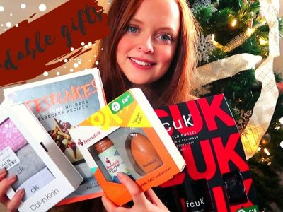 ULTIMATE LAST MINUTE CHRISTMAS GIFT GUIDE HIM AND HER