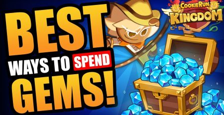Ultimate Gems Guide How to Spend Them Cookie Run Kingdom