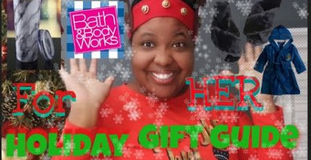 Vlogmas Day 16 Holiday Gift Guide for Her Best Gifts