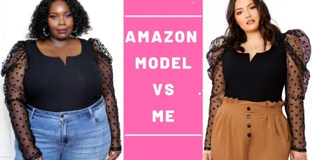 What Amazon Clothing Looks Like On A Plus Size Body
