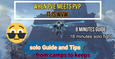 WoW You can Solo anything in WvW PvE Style Guide