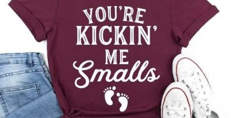 Youre Kickin Me Small Tee S