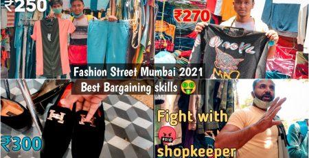 fashion street mumbai 2021 best bargaining tips fashion