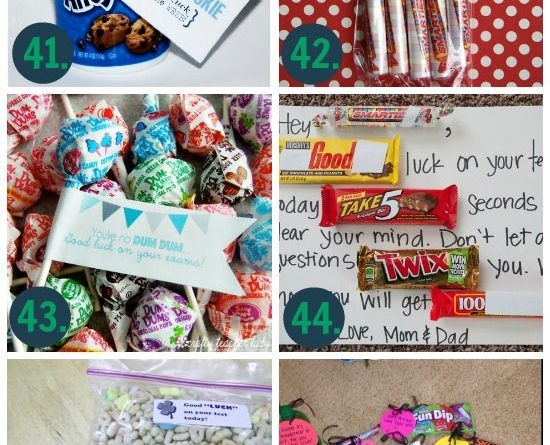 100 Amazing Good Luck Gifts and Card Ideas From
