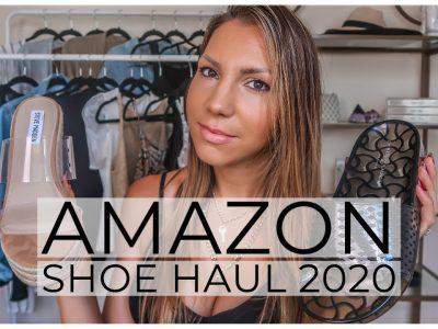 AMAZON SHOE HAUL SUMMER 2020 AMAZON HAUL amazonfashion