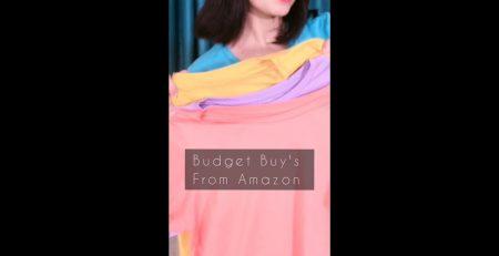 Amazon Fashion Haul Shorts minifashionhaul