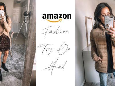 Amazon Fashion Try On HAUL