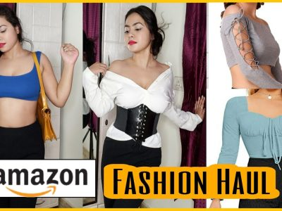 Amazon Fashion Try On Haul Under Rs 499 Trendy