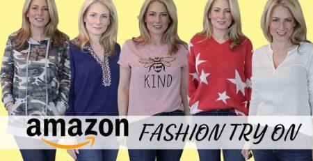 Amazon Fashion Try On MsGoldgirl