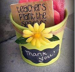 Gardening Gift for Teachers