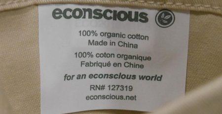 HAV Havana Organic Tote • Cotton Twill • Airport Code