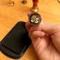 Hot ink Wax Stamp Oddly Satisfying Part 1