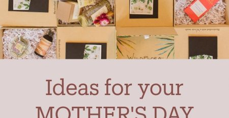 Ideas for your MOTHERS DAY SHIPPABLEGIFT BOX from WildFlora