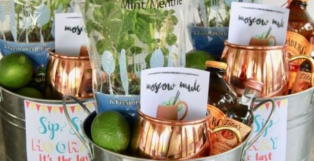 Moscow Mule Teacher Thank You Gift