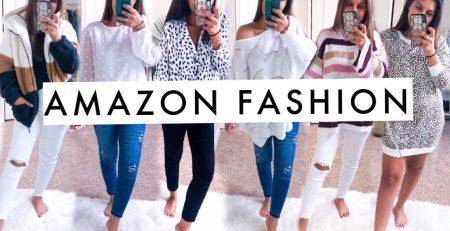 NEWEST FASHION FINDS ON AMAZON Amazon Fashion Haul FallWinter