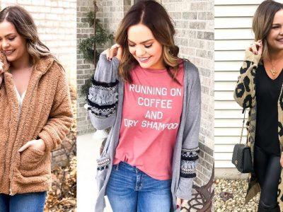 Winter Clothing Try On Haul Amazon Fashion