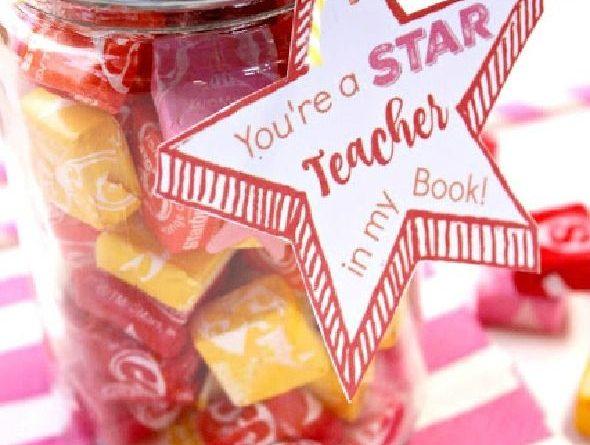 10 Super Cute Teacher Appreciation Gift Ideas For An Amazing