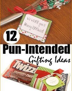 12 Easy Christmas Gifts Paiges Party Ideas