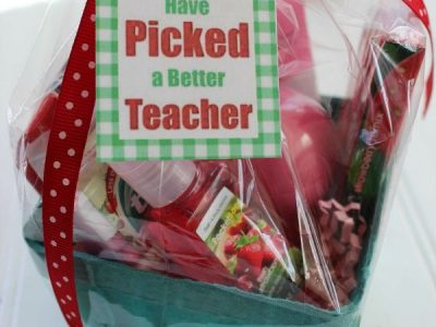 14 Last Minute End of Year Teacher Gifts to Show