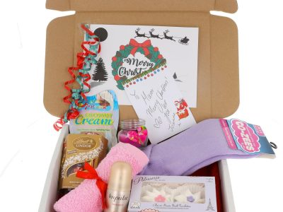 1623983964 Christmas Gift Box Ladies Night In Bath Time Pamper