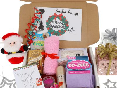 1624020326 Christmas Gift Box Ladies Night In Bath Time Pamper