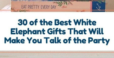 30 of the Best White Elephant Gifts