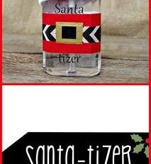 34 Christmas gift ideas with FREE printables