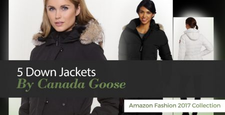 5 Down Jackets By Canada Goose Amazon Fashion 2017 Collection