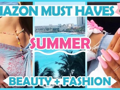 AMAZON Finds 28 TIKTOK Made Me Buy It ► Summer