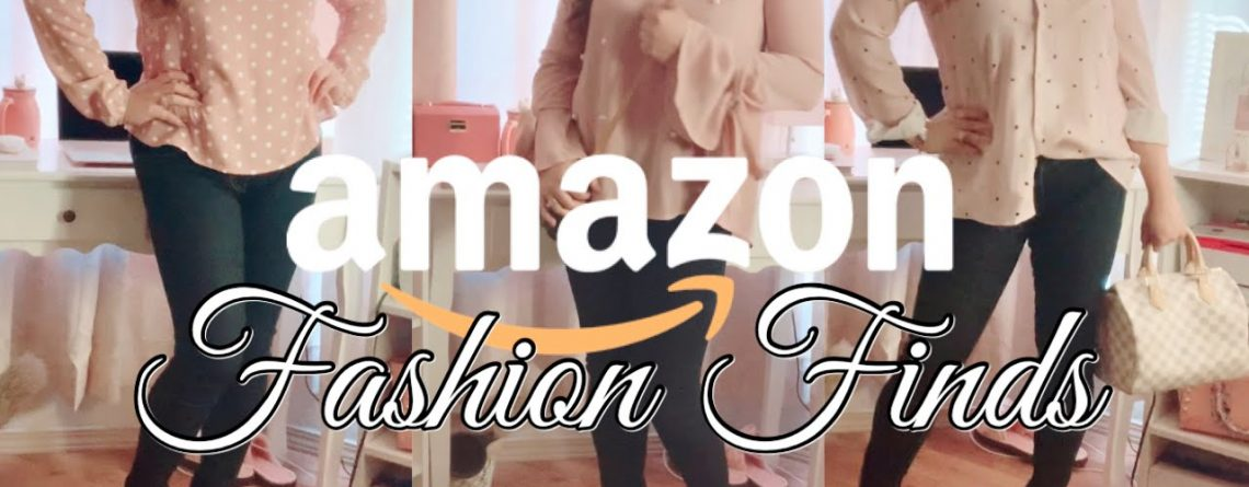 AMAZON TRY ON CLOTHING HAUL 2021 Cute Tops For