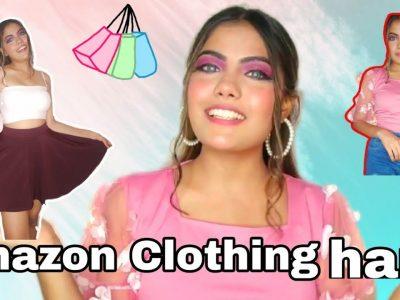 Amazon Fashion Haul 2021 Upto 70 80 Off
