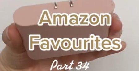 Amazon Must Have Foldable Wall Charger