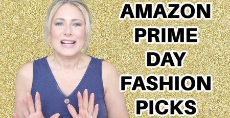 Amazon Prime Days Fashion Recommendations MsGoldgirl