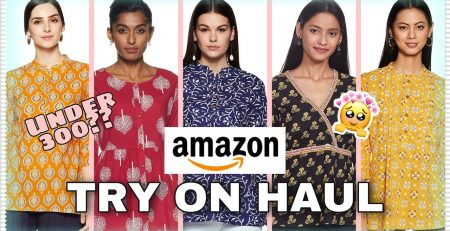 Amazon Try On Haul Under Budget Affordable Prices