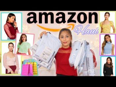 Huge Amazon FASHION Haul Everything Under ₹499Best amp Trendy Tops
