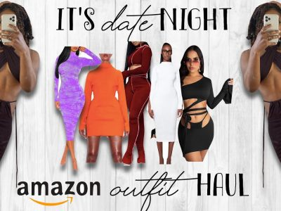IT39S DATE NIGHT WHAT YOU WEARING AMAZON CLOTHING HAUL