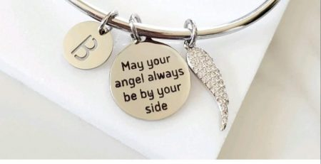 In Memory of Personalized Grief Gifts for Her In
