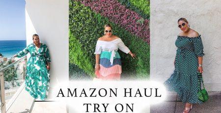 Plus Size Amazon Fashion Haul