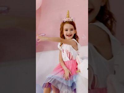 Polyester Tutu Dresses for Girls Amazon summer clothing