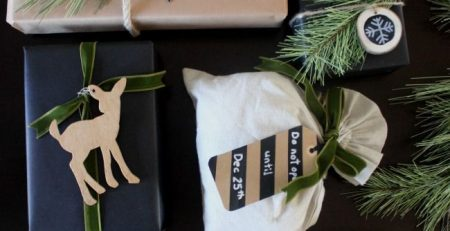 Rustic Gift Wrap Ideas Christmas Gift Wrapping Love