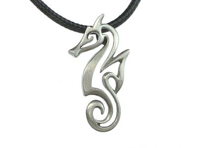 Seahorse Necklaces for Women Sterling Silver Sea Horse Jewelry for