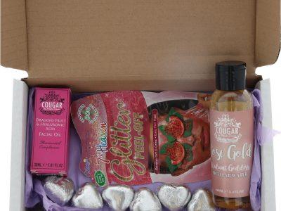 Small Spa at Home Pamper Facial Gift Box