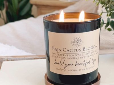 Springtime Candles Gift Ideas Gifts for Her