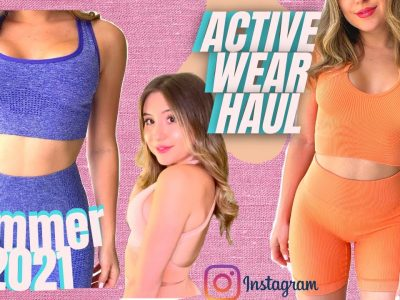 TRY ON HAUL Active Wear Haul Amazon Fashion